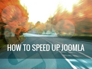 joomla sneller maken
