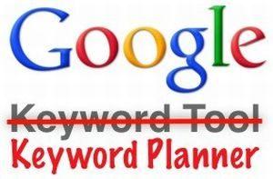 keywordplanner new