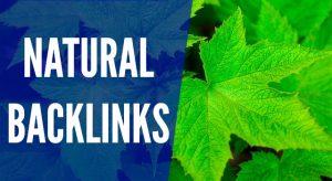 natuurlijke backlinks