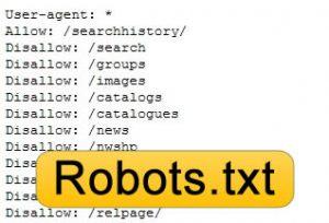 robots joomla