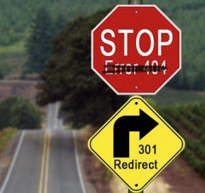 voorkom een 404